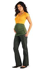 Těhotenský pás na břicho