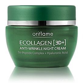 Noční krém proti vráskám Oriflame Ecollagen 50% SLEVA