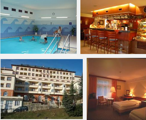 Hotel Palace Luhacovice