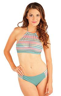 Plavky top s vyjímatelnou výztuží Litex