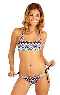 Plavky sportovní top s vyjím. výztuží.
