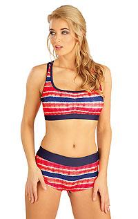 Plavky sportovní top dámský s vyjím. výzt