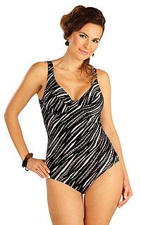 Jednodílné plavky s kosticemi. Litex