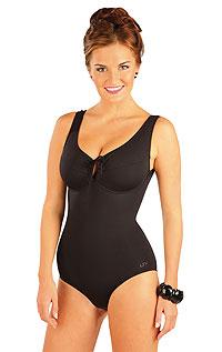 Jednodílné plavky s kosticemi. Litex akce sleva Litex 2019