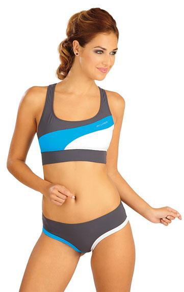 Plavky sportovní top bez výztuže. akce sleva Litex 2019