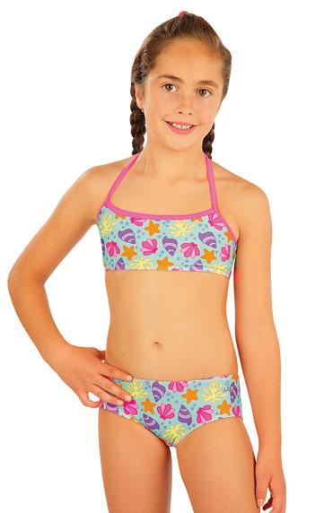 Dívčí plavky kalhotky bokové. Litex akce sleva Litex 2019