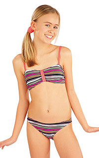 Dívčí plavky top. akce sleva Litex 2019