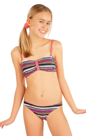 Dívčí plavky kalhotky bokové. Litex akce sleva Litex 2020