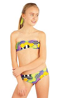 Dívčí plavky podprsenka BANDEAU.