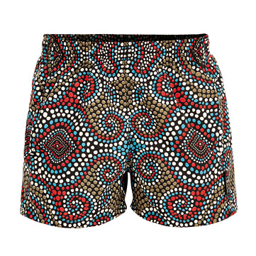 Chlapecké koupací šortky. akce sleva Litex 2019