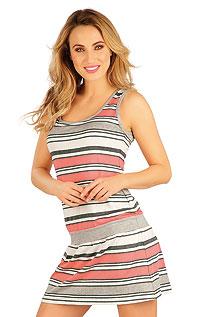 Šaty dámské bez rukávu. akce sleva Litex 2020