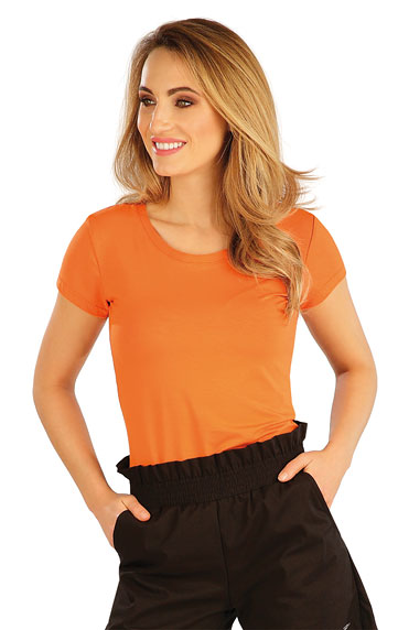 Tričko dámské s krátkým rukávem. akce sleva Litex 2020