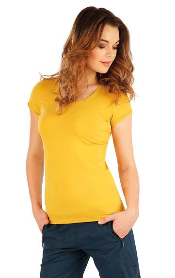 Tričko dámské s krátkým rukávem.