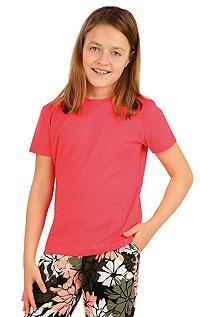 Tričko dětské s krátkým rukávem. akce sleva Litex 2020