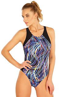 Jednodílné sportovní plavky. akce sleva Litex 2020