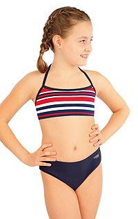 Dívčí plavky sportovní top.