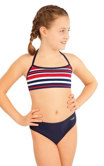 Dívčí plavky kalhotky středně vysoké. akce sleva Litex 2020