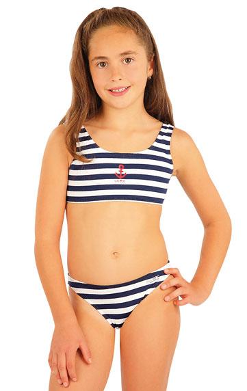 Dívčí plavky top. akce sleva Litex 2020