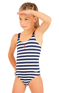 Jednodílné dívčí plavky. akce sleva Litex 2020