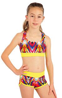 Dívčí plavky kraťasy. akce sleva Litex 2020