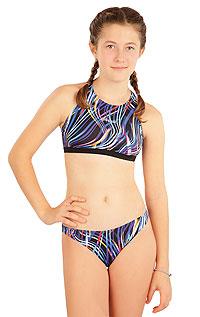 Dívčí plavky sportovní top. akce sleva Litex 2020