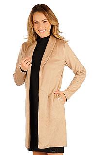 Kabátek dámský s dlouhým rukávem. akce sleva Litex 2020