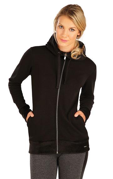 Mikina dámská s kapucí. akce sleva Litex 2020