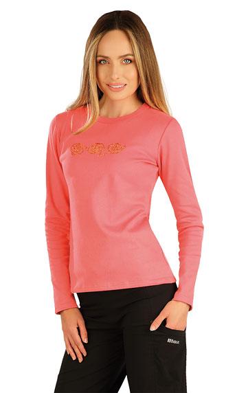 Tričko dámské s dlouhým rukávem. akce sleva Litex 2020