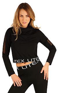Crop top tričko. akce sleva Litex 2020