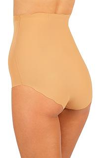Stahovací bezešvé kalhotky se zvýš. pasem Litex