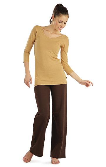 Leggings dámské dlouhé. akce sleva Litex 2016