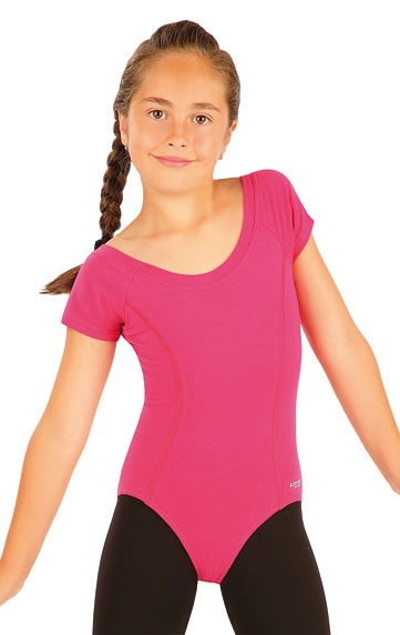 Gymnastický dres dětský. akce sleva Litex 2018