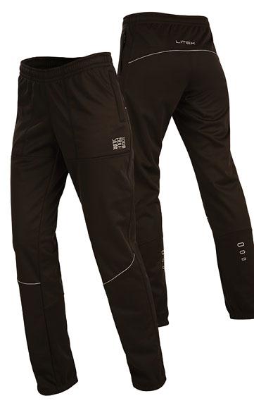 Kalhoty softshellové. akce sleva Litex 2019
