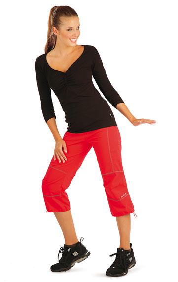 Kalhoty dámské v 7/8 délce do pasu. akce sleva Litex 2016