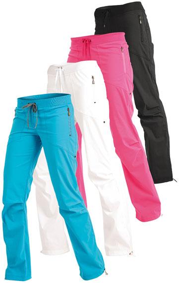 Kalhoty dámské dlouhé bokové – zkrácené. akce sleva Litex 2016