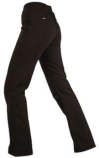 Kalhoty dámské dlouhé do pasu.