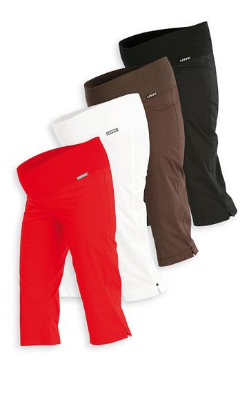 Kalhoty těhotenské v 3/4 délce. Litex akce sleva Litex 2020