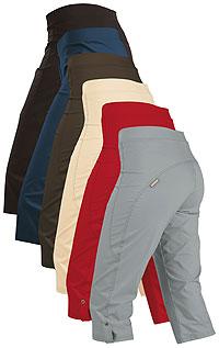 Kalhoty dámské bokové v 3/4 délce. Litex