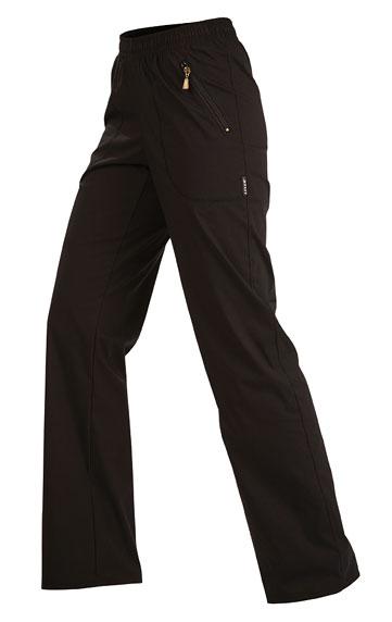 Kalhoty dámské dlouhé do pasu. akce sleva Litex 2019