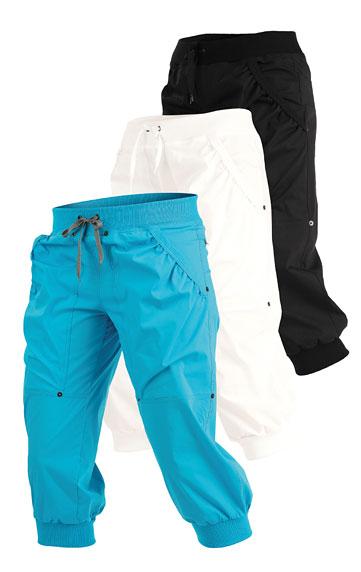 Kalhoty dámské v 3/4 délce. Litex akce sleva Litex 2019