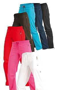 Kalhoty dámské dlouhé bokové – zkrácené. Litex