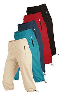Kalhoty dámské v 3/4 délce do pasu. Litex