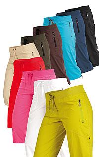 Kalhoty dámské v 3/4 délce bokové. Litex