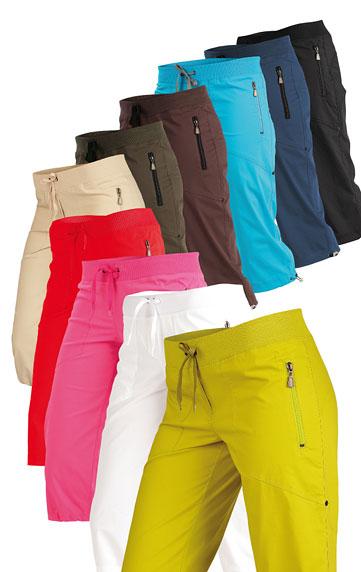 Kalhoty dámské v 3/4 délce bokové. Litex akce sleva Litex 2020