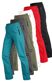 Kalhoty dámské dlouhé do pasu. Litex
