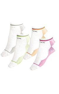 Sportovní ponožky polovysoké.