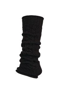Módní pletené návleky na botu.