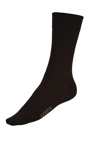 Pánské elastické ponožky. akce sleva Litex 2018