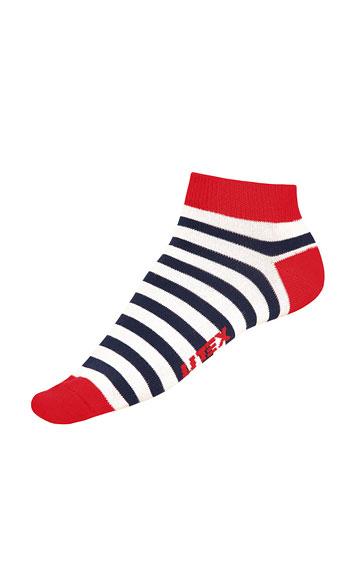 Designové ponožky nízké. akce sleva Litex 2019