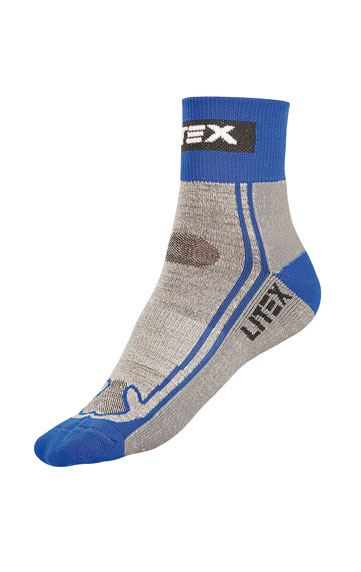 Sportovní vlněné MERINO ponožky. akce sleva Litex 2019